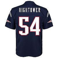 Boys 8-20 New England Patriots Dont'a Hightower Replica Jersey