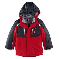 Boys 4-7 ZeroXposur Jake Heavyweight Jacket