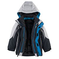 Boys ZeroXposur 3-in-1 Torque Heavyweight Jacket
