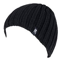 Men's Heat Holders Ribbed Knit Beanie