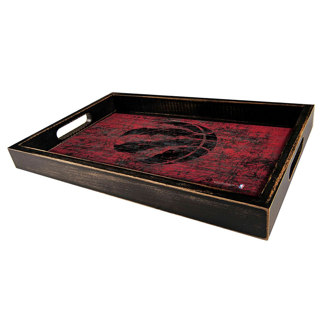 Toronto Raptors Distressed Serving Tray