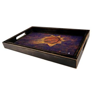 Phoenix Suns Distressed Serving Tray