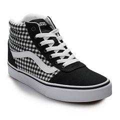 501e5bdeb3c377 Vans Ward Hi Women s Skate Shoes. Burgundy Black ...