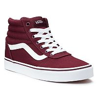 Vans Ward Hi Women's Canvas Skate Shoes