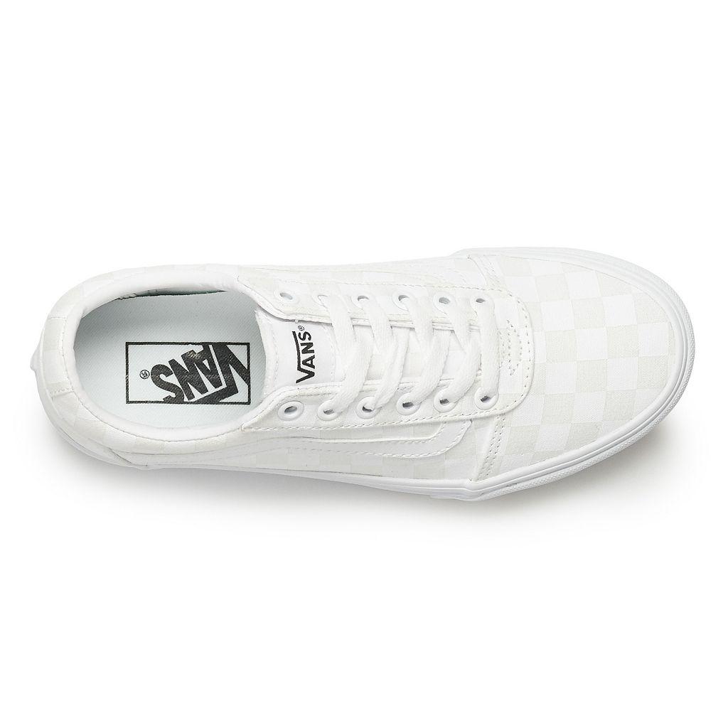 Vans Ward Women's Canvas Skate Shoes
