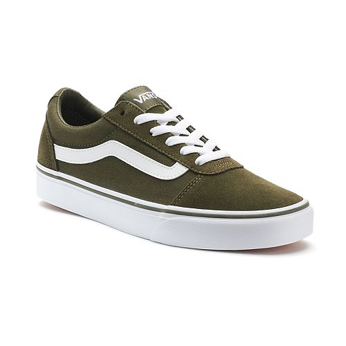 Vans Ward Women's Suede & Canvas Skate Shoes