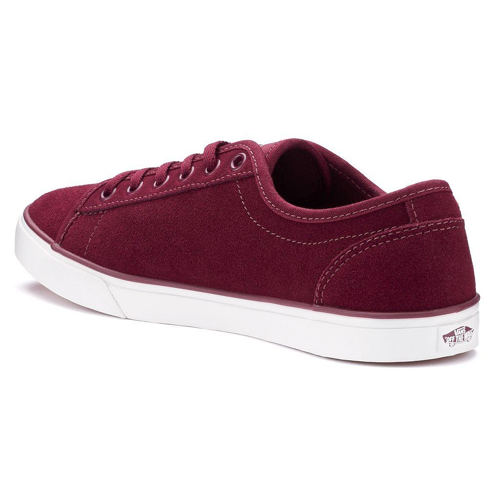 Vans Rowan Women's Suede Skate Shoes