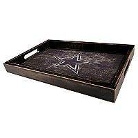 Dallas Cowboys Distressed Serving Tray