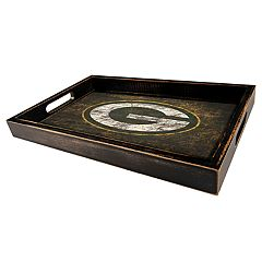 Green Bay Packers Distressed Serving Tray