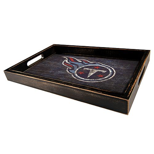 Tennessee Titans Distressed Serving Tray