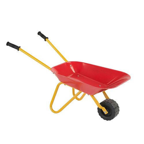 Little Workers Wheelbarrow