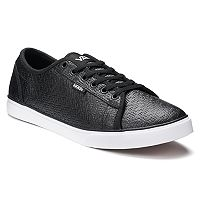 Vans Rowan Basketweave Women's Leather Skate Shoes