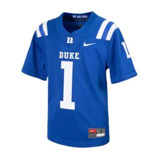 Boys 8-20 Nike Duke Blue Devils Replica Jersey