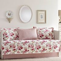 Laura Ashley Lifestyles 3 pc Lidia Daybed Set