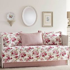 Laura Ashley Lifestyles 3-piece Lidia Daybed Set