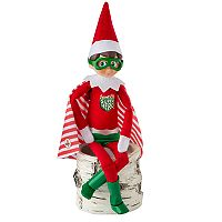 The Elf on the Shelf® Claus Couture Scout Elf Super Hero Outfit