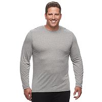 Big & Tall Van Heusen Crewneck Performance Lounge Tee