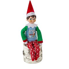The Elf on the Shelf® Claus Couture Keep It Merry PJs