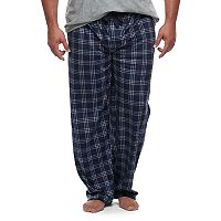 Big & Tall Van Heusen Fleece Sleep Pants