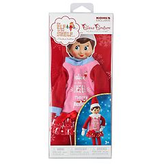 The Elf on the Shelf® Claus Couture Very Merry Nightgown