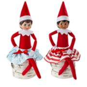 The Elf on the Shelf® Claus Couture Twirling in the Snow Skirts