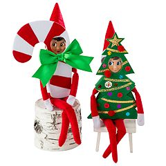 The Elf on the Shelf® Claus Couture Haha Holiday Costumes