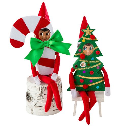 The Elf On The Shelf Claus Couture Haha Holiday Costumes