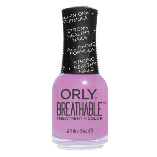 Nail Polish Colors For Cool Skin Tones: Orly Breathable Treatment & Color Nail Polish