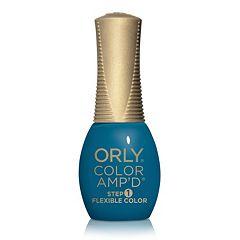Orly Color Amp'd Flexible Color Nail Polish - Cool Tones