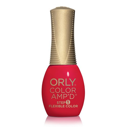 Orly Color Amp'd Flexible Color Nail Polish - Warm Tones