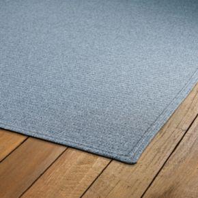 Kaleen Bikini Solid Reversible Indoor Outdoor Rug