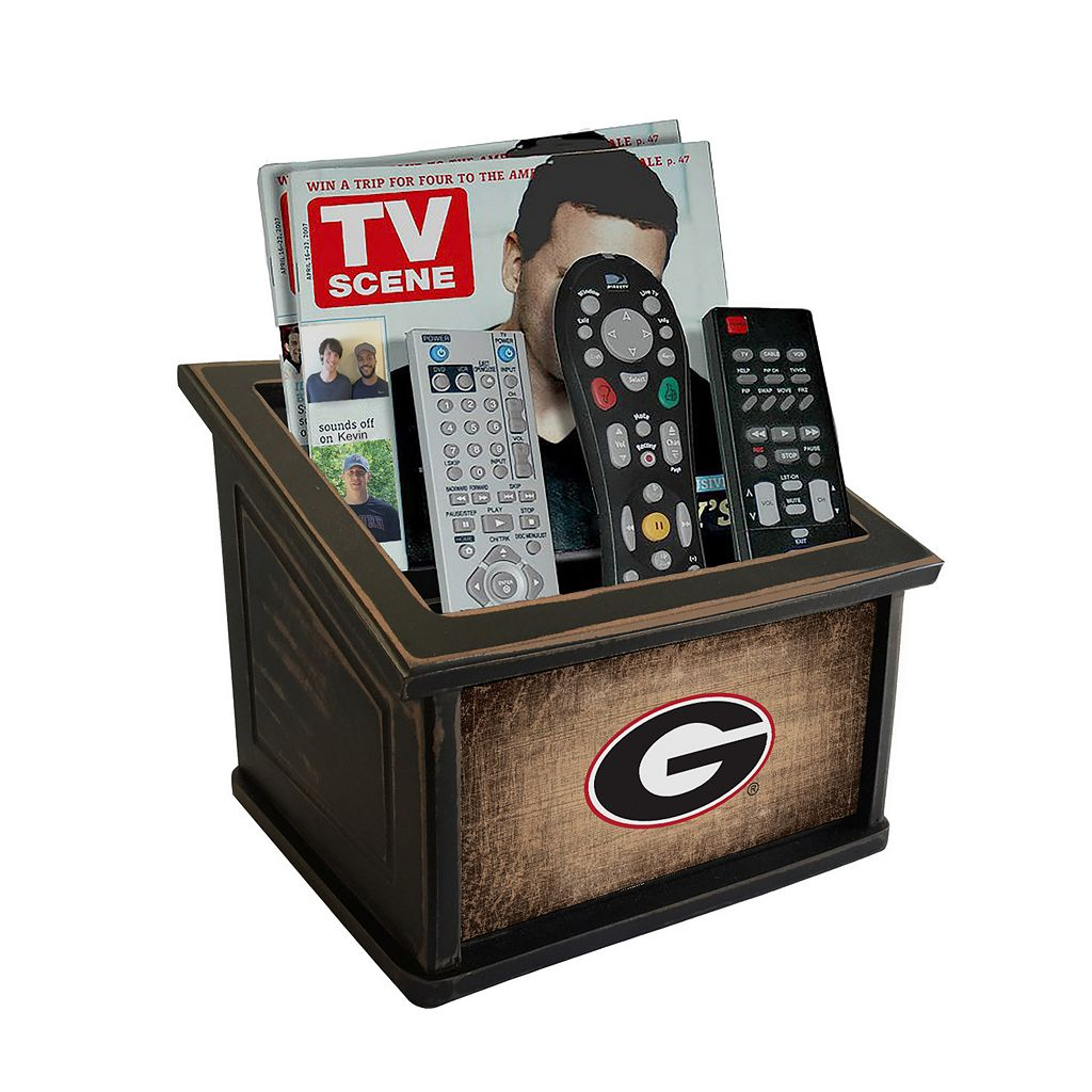Georgia Bulldogs Media Organizer