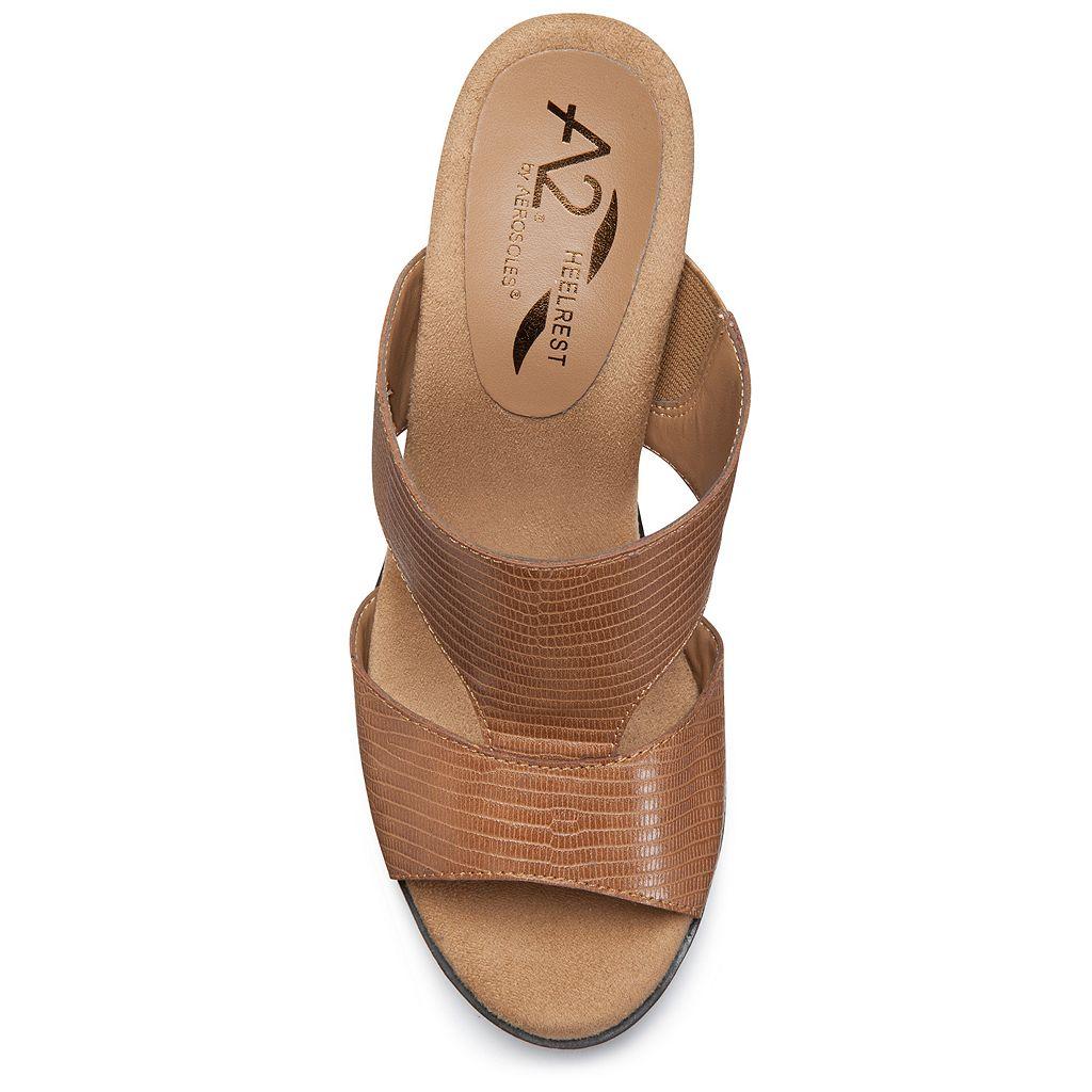 A2 by Aerosoles Yosemite Women's Block Heel Sandals