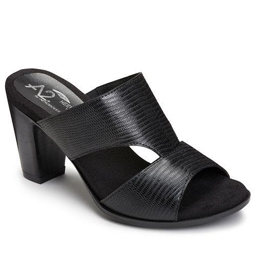 e29520fa12b2 A2 by Aerosoles Yosemite Women s Block Heel Sandals