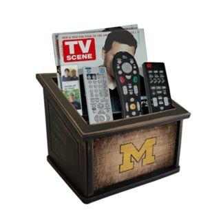 Michigan Wolverines Media Organizer