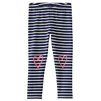 Toddler Girl Jumping Beans® Knee-Graphic Leggings