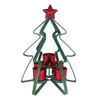 St. Nicholas Square® 5-Light Tiered Christmas Tealight Candle Holder