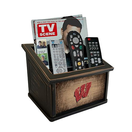 Wisconsin Badgers Media Organizer
