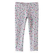 Toddler Girl Jumping Beans® Foil Print Leggings
