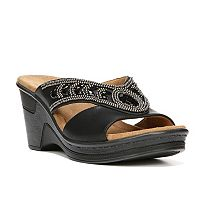 NaturalSoul by naturalizer Ragan Women's Wedge Sandals