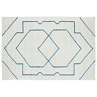 Kaleen Solitaire Hilda Geometric Rug