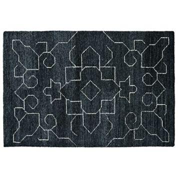 Kaleen Solitaire Landen Geometric Rug