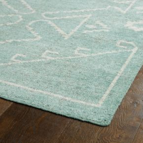 Kaleen Solitaire Daphne Geometric Rug
