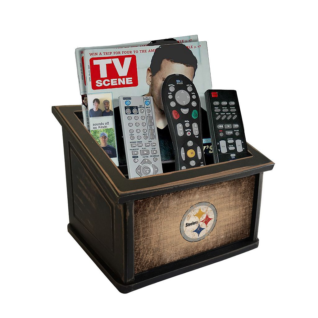 Pittsburgh Steelers Media Organizer