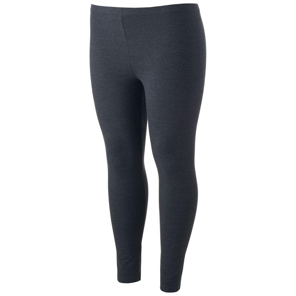 Juniors' Plus Size SO® Long Leggings