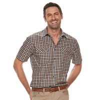 Men's Croft & Barrow® Classic-Fit Quick-Dry Outdoor Button-Down Shirt