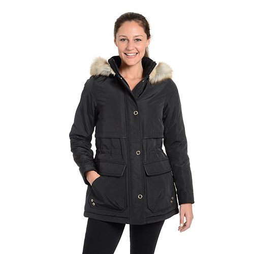 Women's Fleet Street Faille Anorak Jacket