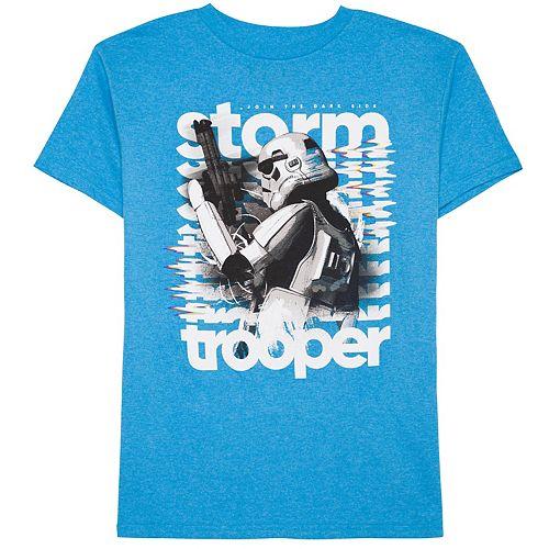 Boys 8-20 Star Wars Stormtrooper Tee