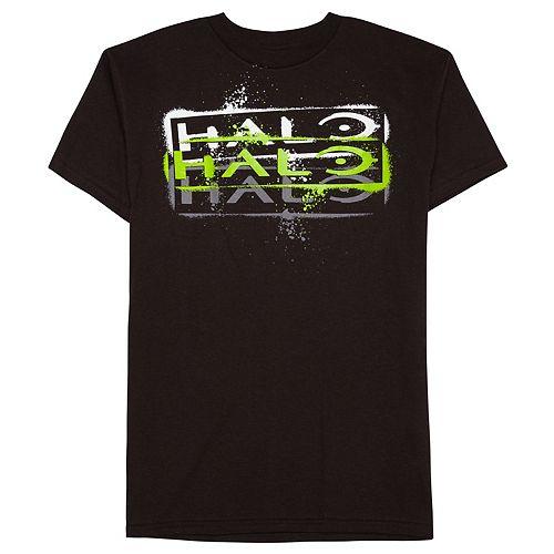 Boys 8-20 Halo Tee