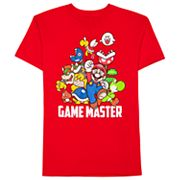 Boys 8-20 Super Mario Bros. Tee
